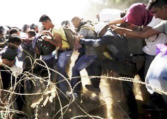 פליטים בשערי אירופה